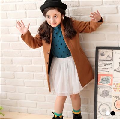 金蔥亮片感鬆緊雙層薄紗裙‧童2色