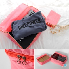 0920新品 萬用棉被收納袋/行李袋3件組.2色