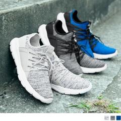 混色織紋極輕休閒運動鞋.男3色