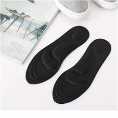 海綿彈力3D按摩足弓鞋墊