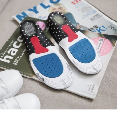 0620新品 舒適散熱除臭EVA減壓運動鞋墊(男)