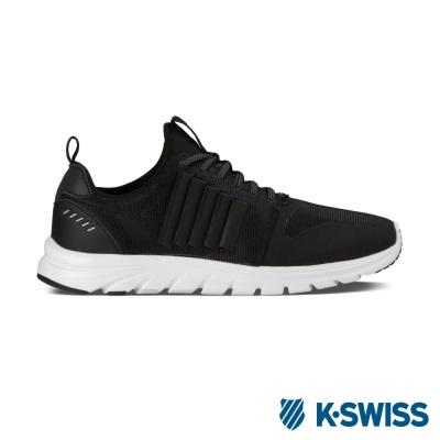 K-Swiss Axcel Trainer 輕量訓練鞋-男-黑/白
