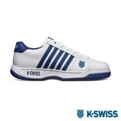 K-Swiss Eadall休閒運動鞋-男-白/海軍藍/綠