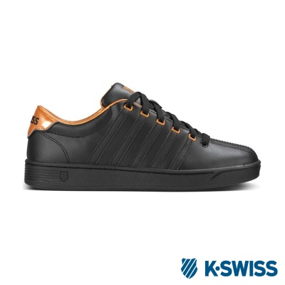 K-Swiss Court Pro II Metallic CMF休閒鞋-女-黑