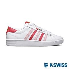 K-Swiss Hoke CMF美式休閒鞋-女-白/粉紅