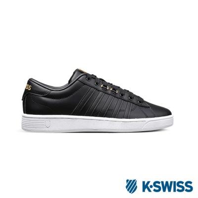 K-Swiss Hoke CMF美式休閒鞋-女-白/黑/金