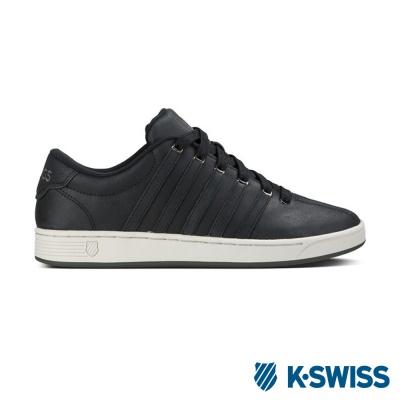 K-Swiss Court Pro II C CMF經典休閒鞋-男-黑色