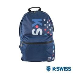 K-Swiss CS-PT Backpack休閒後背包-藍