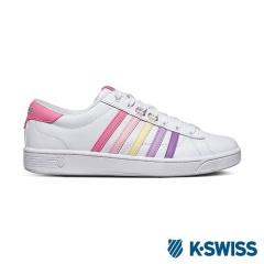 K-Swiss Hoke CMF休閒運動鞋-女-白/粉黃漸層