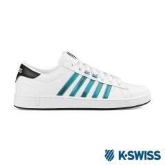 K-Swiss Hoke CMF休閒運動鞋-男-白/藍/黑