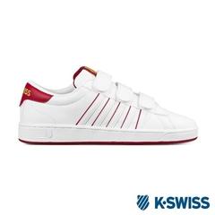 K-Swiss Hoke 3-Strap SP CMF休閒運動鞋-女-白/紅