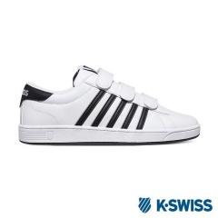 K-Swiss Hoke 3-Strap SP CMF休閒運動鞋-男-白/黑