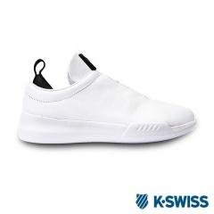 K-Swiss Gen-K Icon休閒運動鞋-女-白/黑