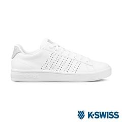 K-Swiss Court Casper休閒運動鞋-女-白/灰
