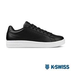 K-Swiss Court Casper休閒運動鞋-女-黑/白