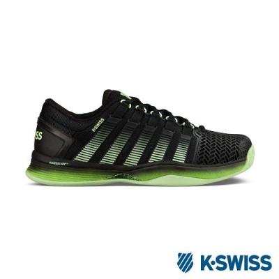 K-Swiss Hypercourt 2.0網球鞋-男-黑/綠