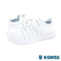 K-SwissClassic VLC休閒運動鞋-童-白