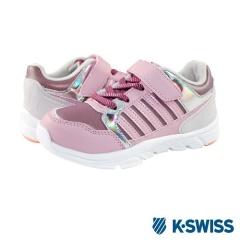 K-Swiss X Trainer 2 VLC輕量訓練鞋-童-粉紅/紫