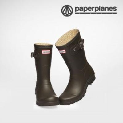SD韓美鞋-正韓製防水低筒雨靴雨鞋(79101193)