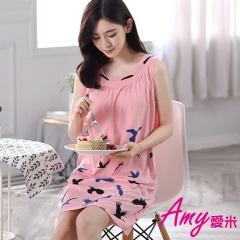 AMY愛米-韓版可愛甜美家居服(AD024)