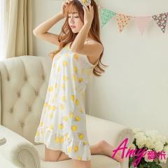 AMY愛米-清新公主學生甜美可愛睡衣(AD037)