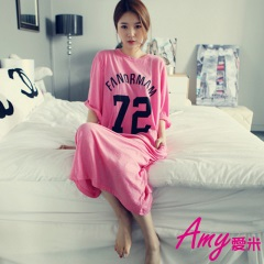 AMY愛米-簡約韓版可愛家居服(AD042)