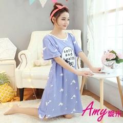 AMY愛米-童趣清新少女款甜美睡衣(AD058)