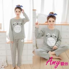 AMY愛米-經典卡通款長袖兩件式睡衣(AD128)