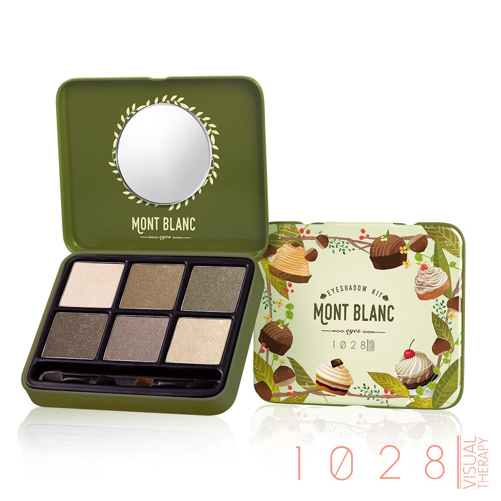 1028 蒙布朗眼妆盒