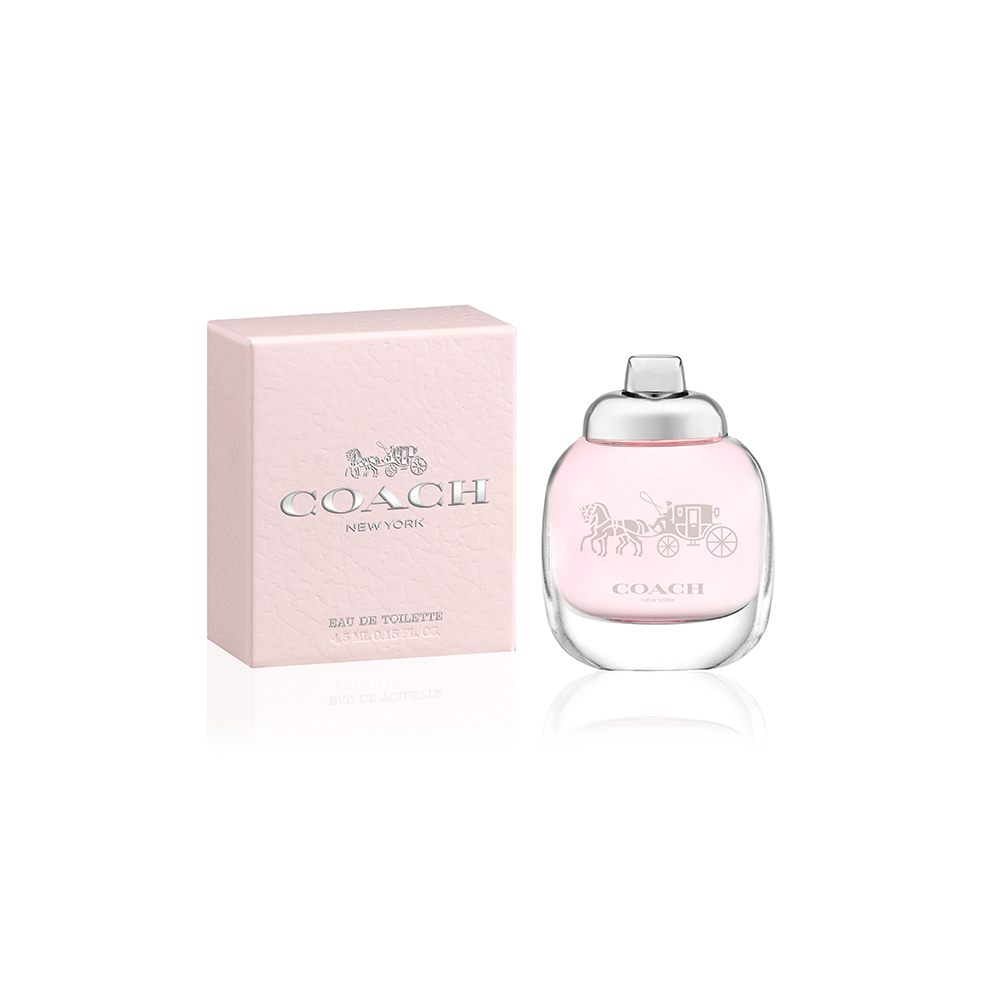 COACH 時尚經典女性淡香水迷你瓶4.5ml