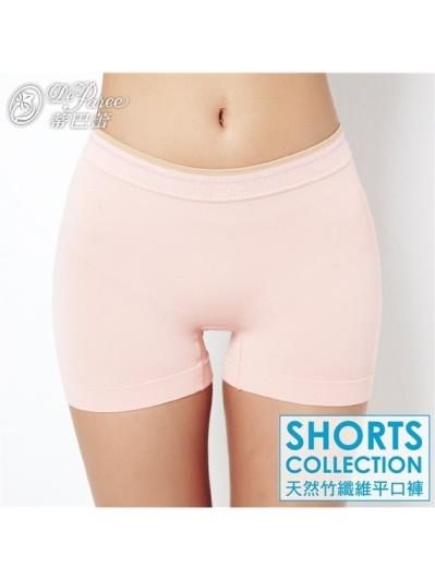 蒂巴蕾-Shorts collection 竹纖維平口褲
