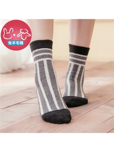 蒂巴蕾-兔羊毛襪-棒球季