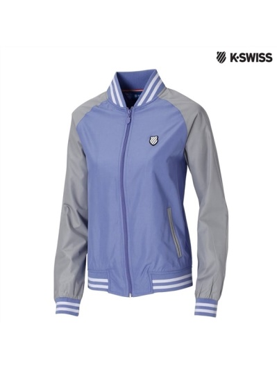 K-Swiss Heather Print Windbreaker風衣外套-女