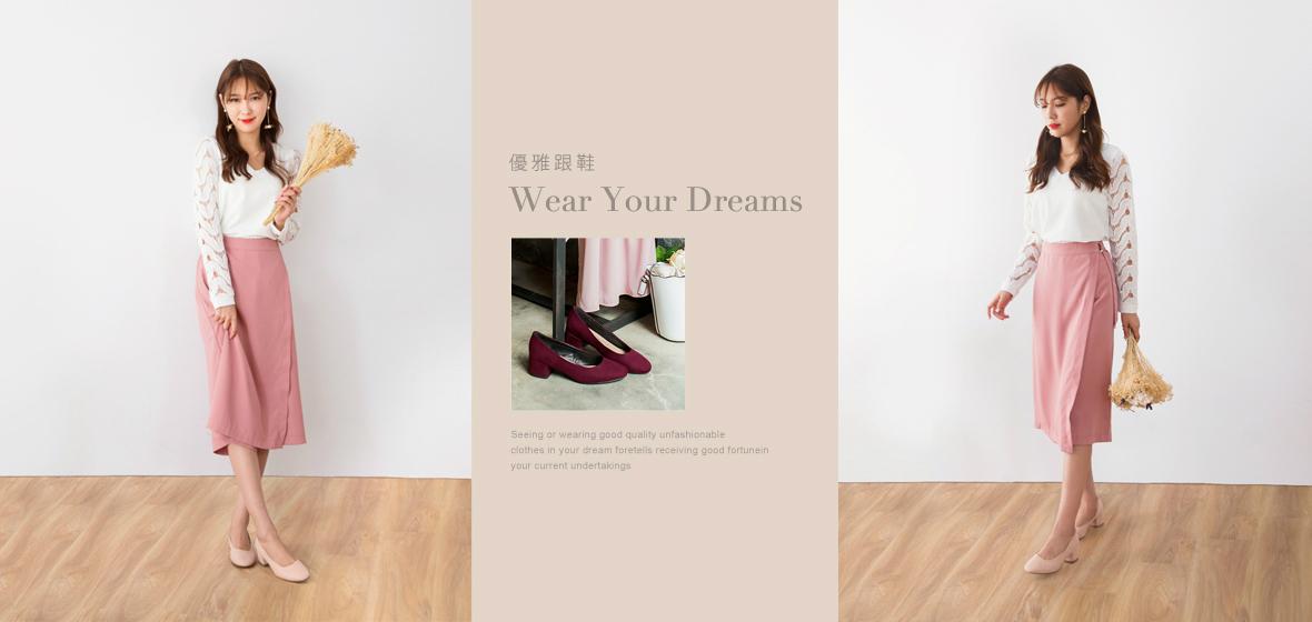 秋冬鞋款,低跟鞋,包鞋